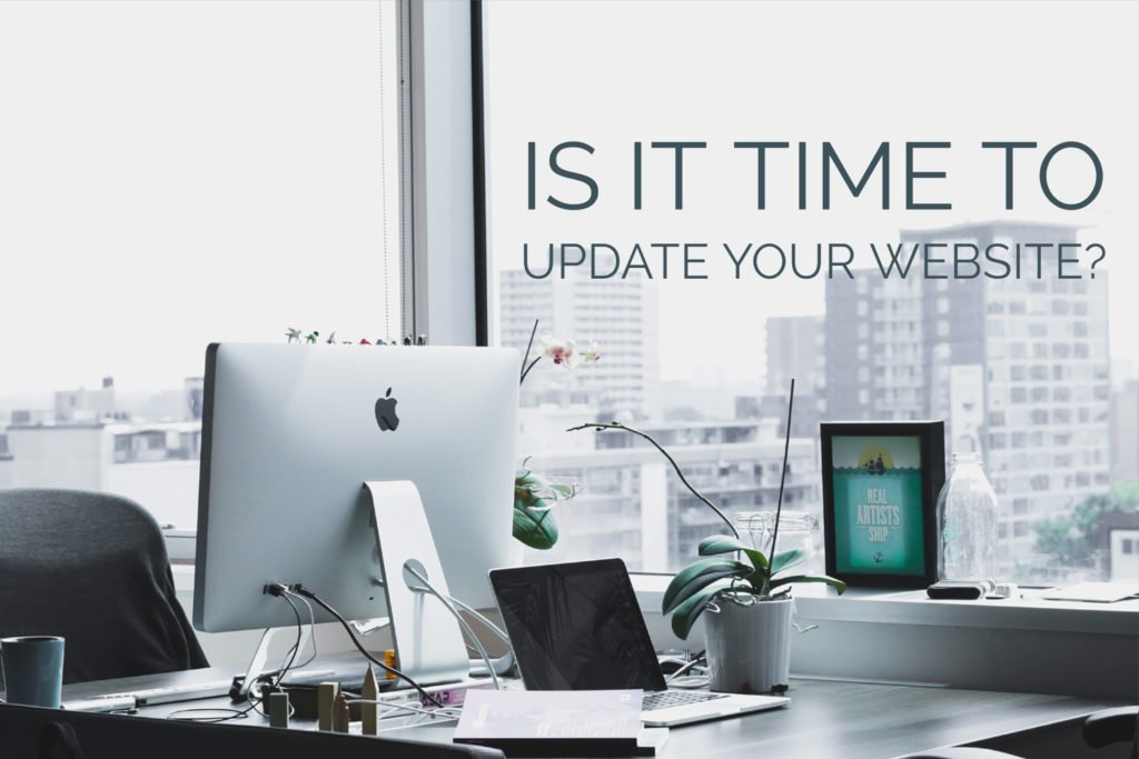 Is it time to update your website blog post image