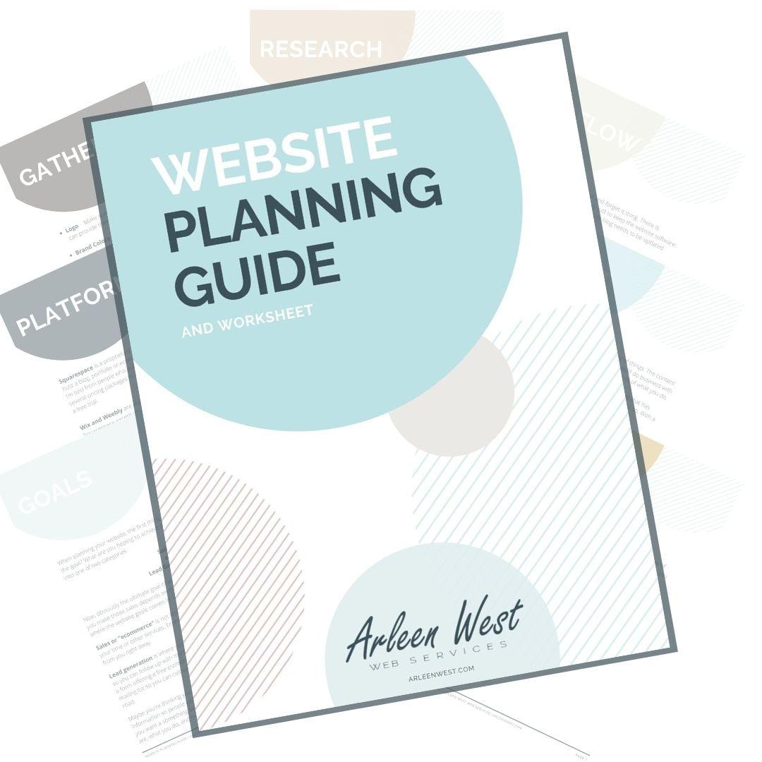 Website Planning Guide